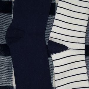 a new day Accessories - NWOT crew socks